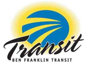 Ben Franklin Transit logo